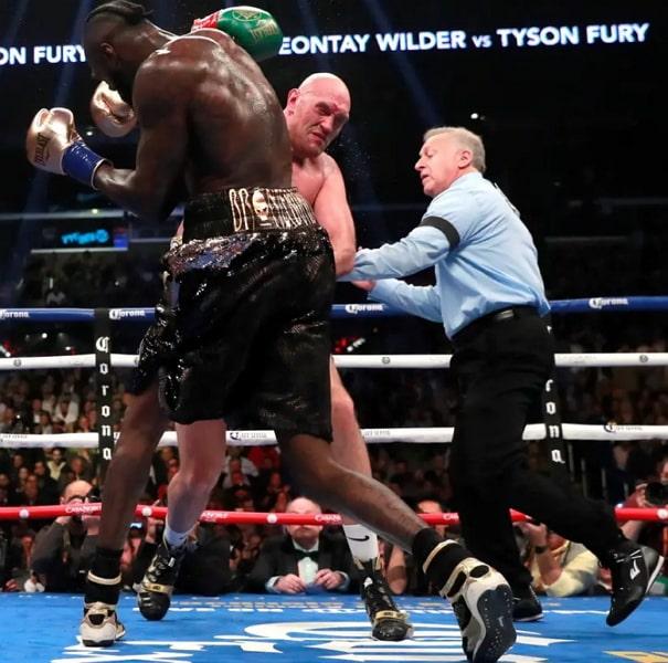 fury denied victory