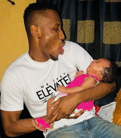 gifty powers mr 2kay baby