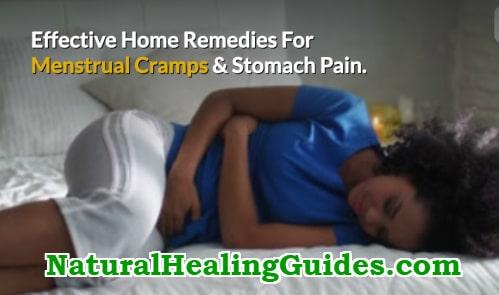 home remedies menstrual cramps