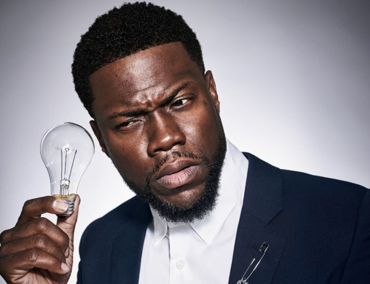 how much did kevin hart make 2018