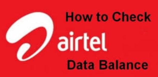 how to check airtel data balance android blackberry laptop