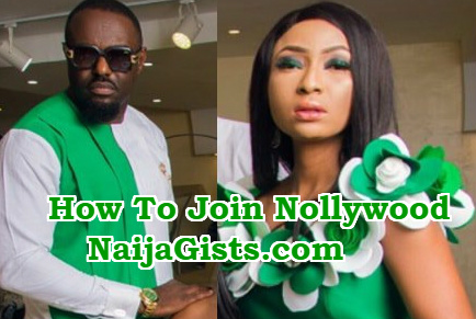 how to join nollywood become actor nigeria