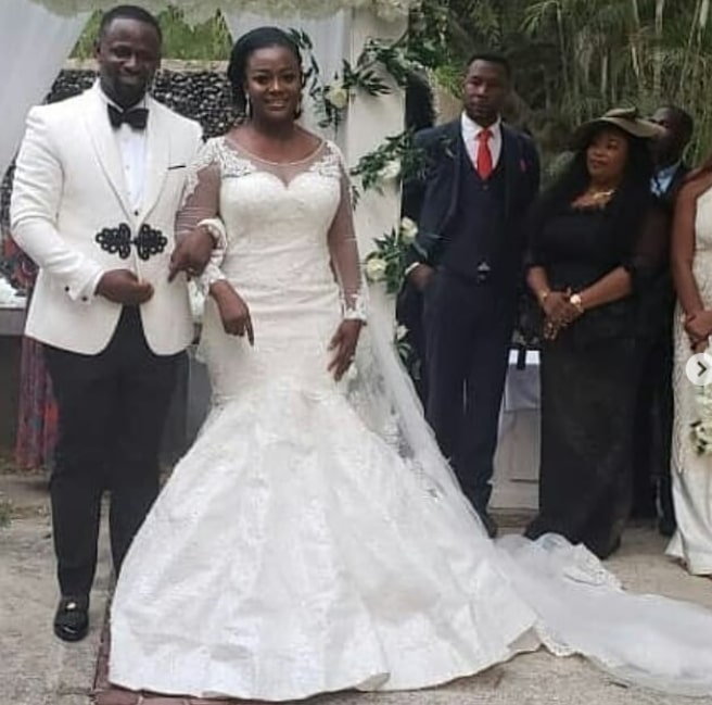 Ini Edo Graces Bestie Emem Isong Wedding In Uyo Akwa Ibom