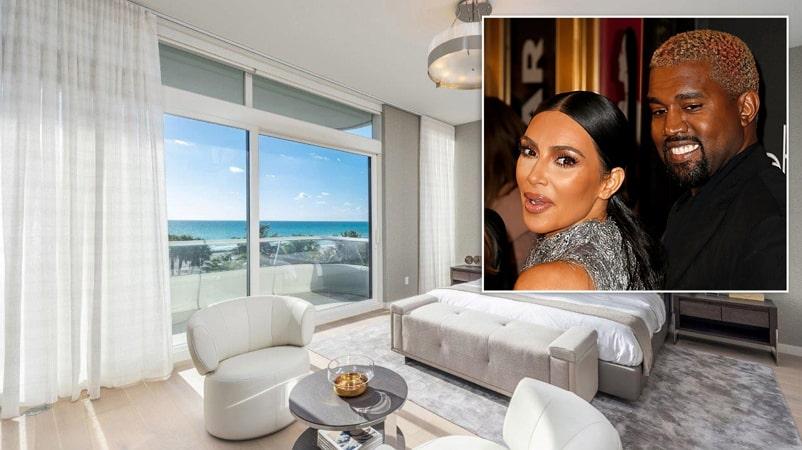 kim kardashian $14million condo miami