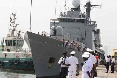 list of nigerian navy ships