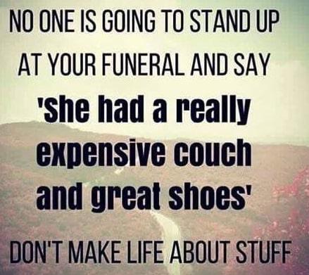 materialism quotes