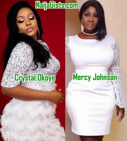 mercy johnson vs crystal okoye
