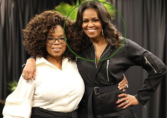 michelle obama america most admired woman 2018