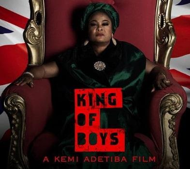king of boys nollywood movie