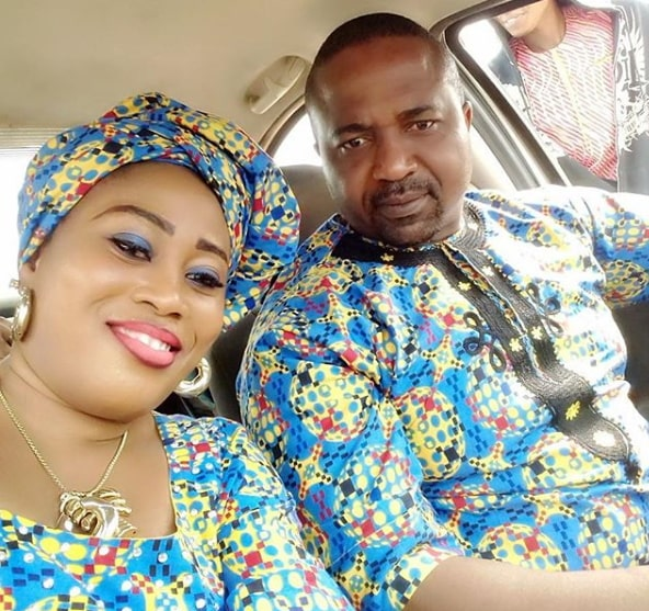 mosunmola adeleye husband photos