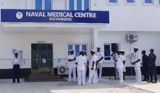 naval medical center port harcourt