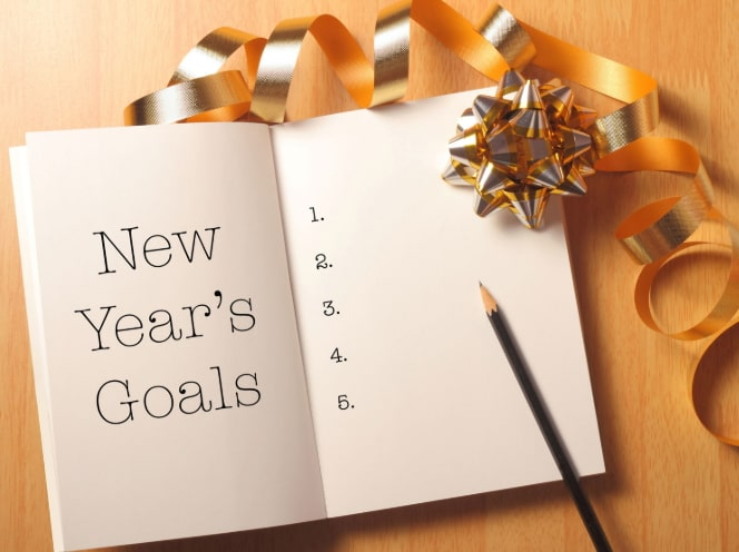 new years resolution examples