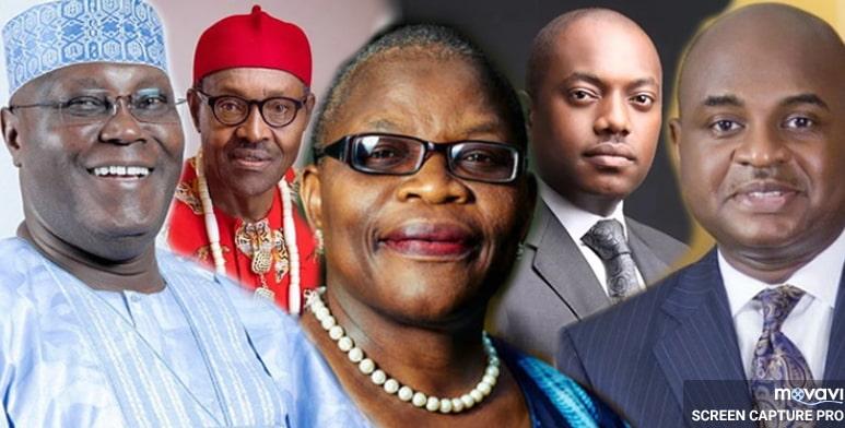 nigerian 2019 presidential debate