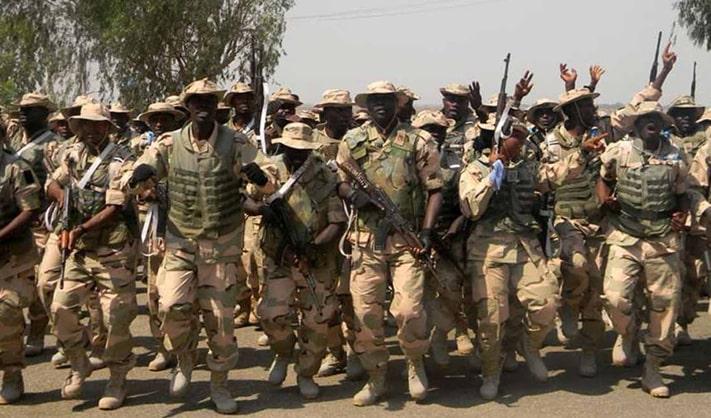 nigerian army spiritual warfare boko haram