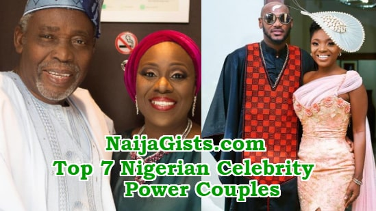 nigerian celebrity power couples happy marriages