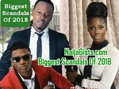 nigerian entertainment industry biggest scandals 2018