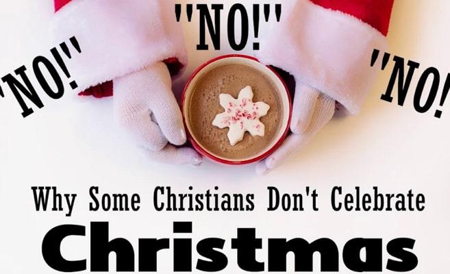 Nigerian Pentecostal churches dont celebrate christmas