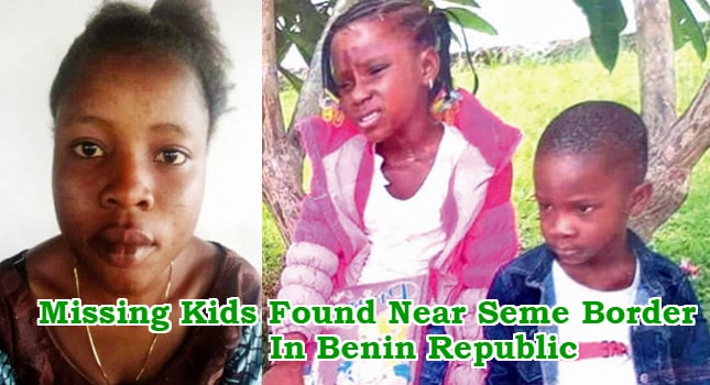 nigerian school kids kidnapped nanny gbagada lagos found