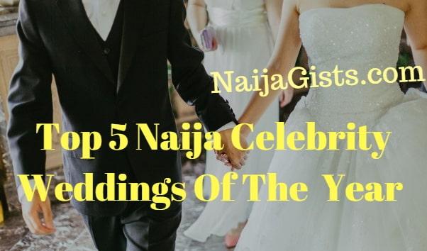 nigerian stars wedding pictures