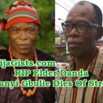 nollywood actor dies of stroke enugu