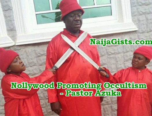 nollywood promoting occultism winning souls satan