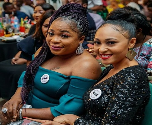 nollywood stars supporting buhari re-election