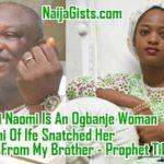 ooni ife married ogbanje wife