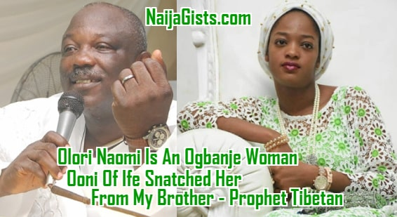 ooni ife married naomi ogbanje wife