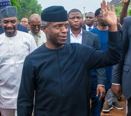 osinbajo deceived