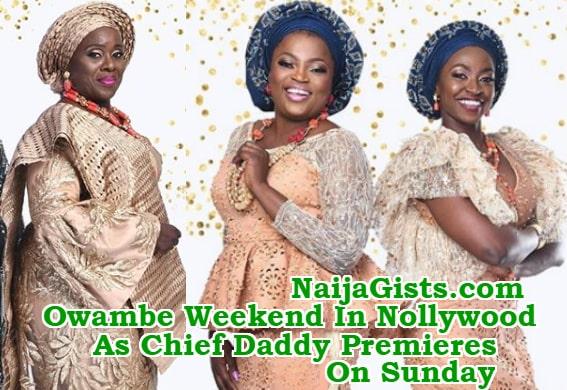 owambe weekend nollywood lagos