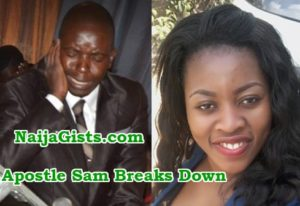 Pastor Cries As Bride Dumps Him On Wedding Day