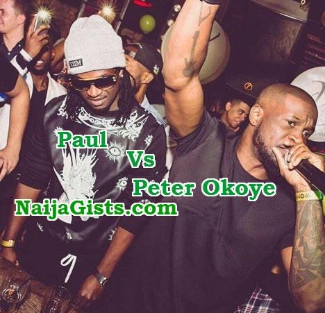 peter okoye success wake up paul okoye