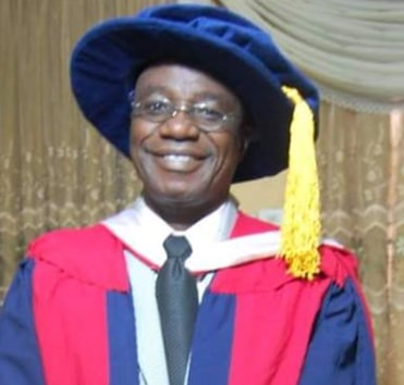 prof richard akindele jailed