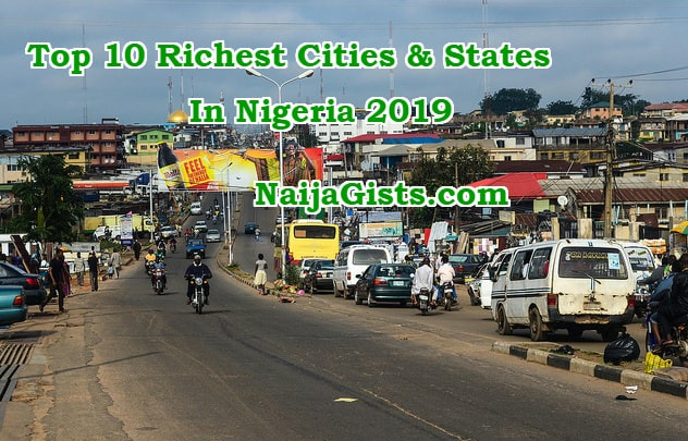richest largest most populated cities nigeria