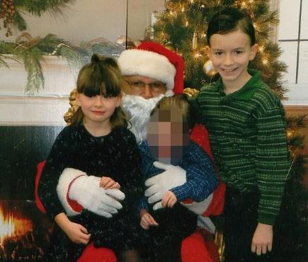 santa murders own kids