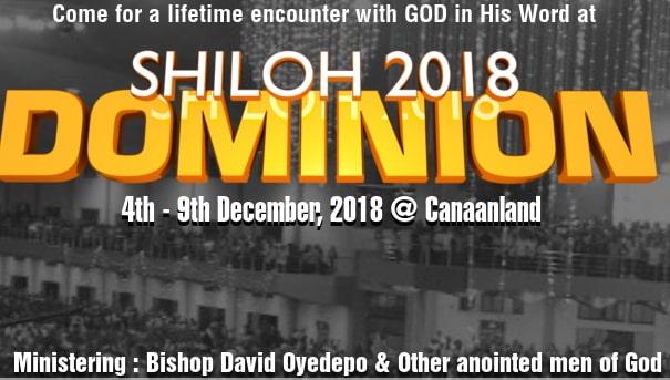 shiloh 2018 theme