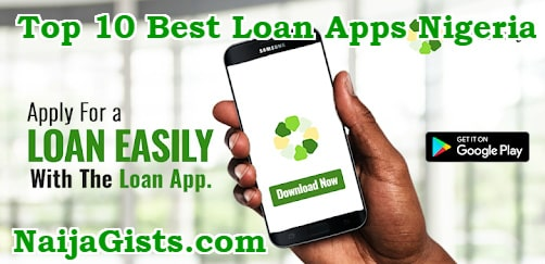 top 10 best loan apps websites nigeria