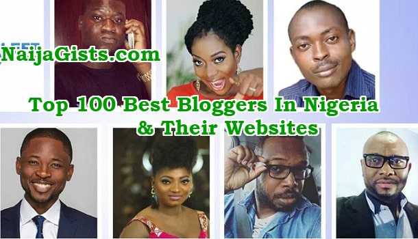 top 100 best bloggers in nigeria websites