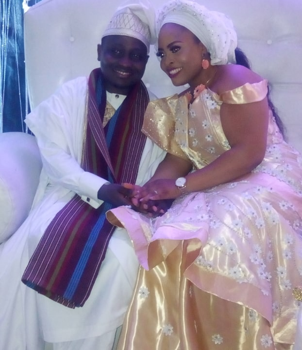 toyin adegbola 2nd daughter wedding