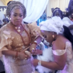 toyin adegbola 2nd daughter weds