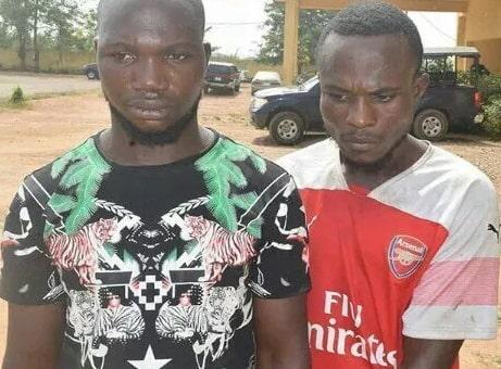 victor akinbile killers arrested