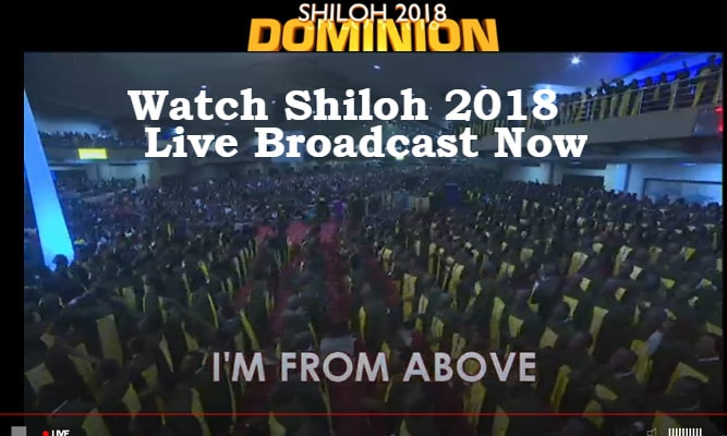 watch shiloh 2018 live broadcast