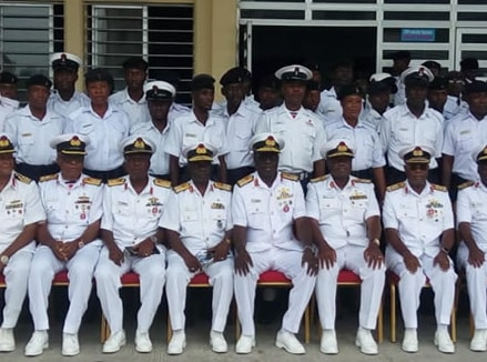 what are the duties of the nigerian navy