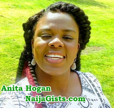 where is nigerian actress anita hogan