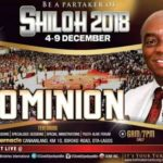 Winners Chapel Shiloh 2018 Dates, Live Broadcast Site, Theme, Time & Program Schedule Released