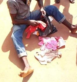 yahoo boys steals underwear