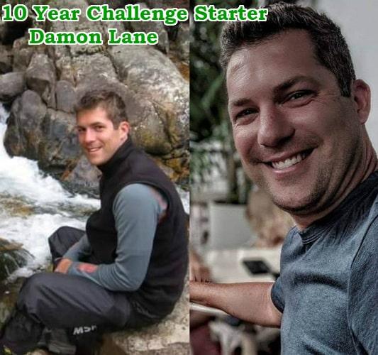 10 year challenge starter origin