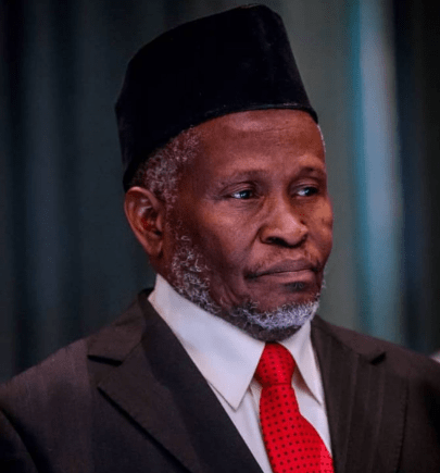 Ibrahim Tanko Muhamed Biography