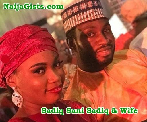 Sadiq Sani Sadiq wife