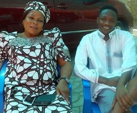 ahmed musa mother dies